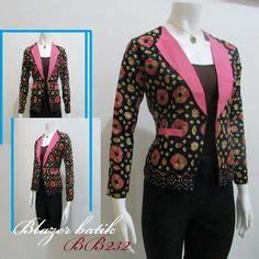 Atasan Batik Wanita Blus Batik Blouse Batik Jumbo 1 baju atasan model blus batik wanita modern untuk pesta pernikahan barang untuk dibeli