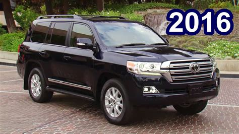 2016 toyota land cruiser 200 v8 test drive road