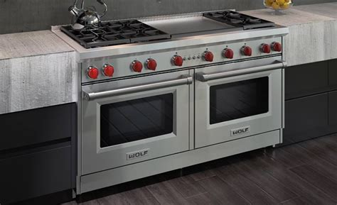 60 inch gas cooktop 60 quot gas range 6 burner infrared dual griddle wolf rangetop