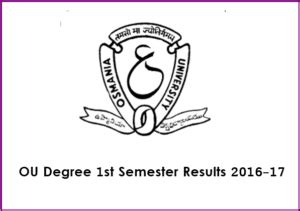 Ou Mba 1st Sem Results 2017 Manabadi by Uppsc Pcs Mains Admit Card 2018 Ticket
