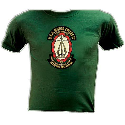 Tshirt Bsa bsa rifles t shirt 1505 motociclo