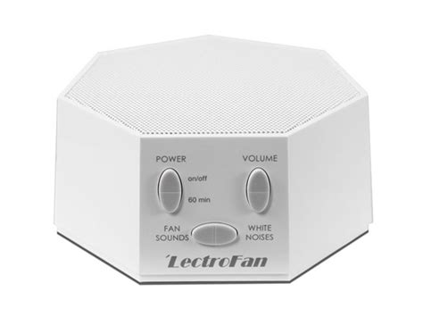 sound machine with fan noise lectrofan fan sound white noise machine