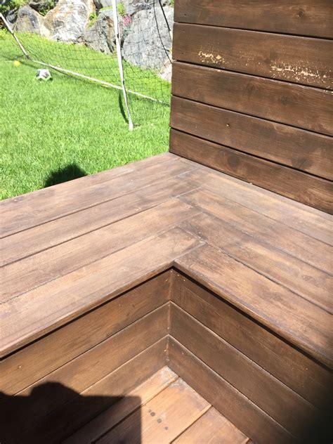 wood deck brightener  deck stain reviews