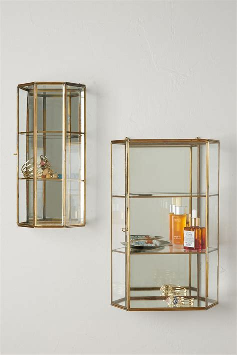 curio display wall cabinet 25 best ideas about wall curio cabinet on