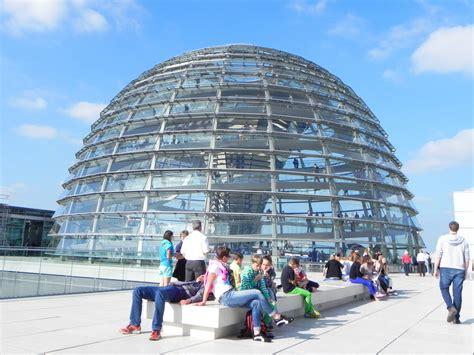 cupola reichstag palazzo reichstag vivi berlino
