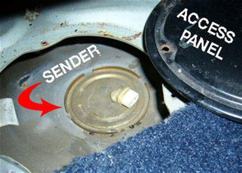 replace  fuel tank sending unit audi forum audi