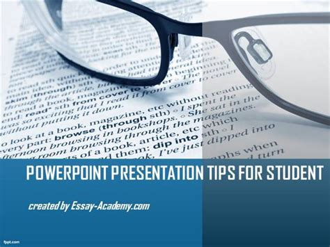 powerpoint tutorial for students powerpoint presentation tips for student authorstream