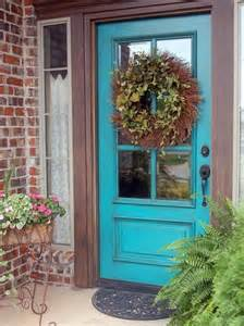 inviting colors to paint a front door home inspiration