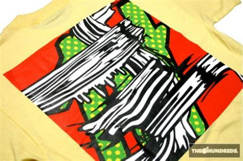 A Preview Of The Summer 2008 Collection From New Look by The Hundreds Summer 2008 Collection Preview Freshness Mag