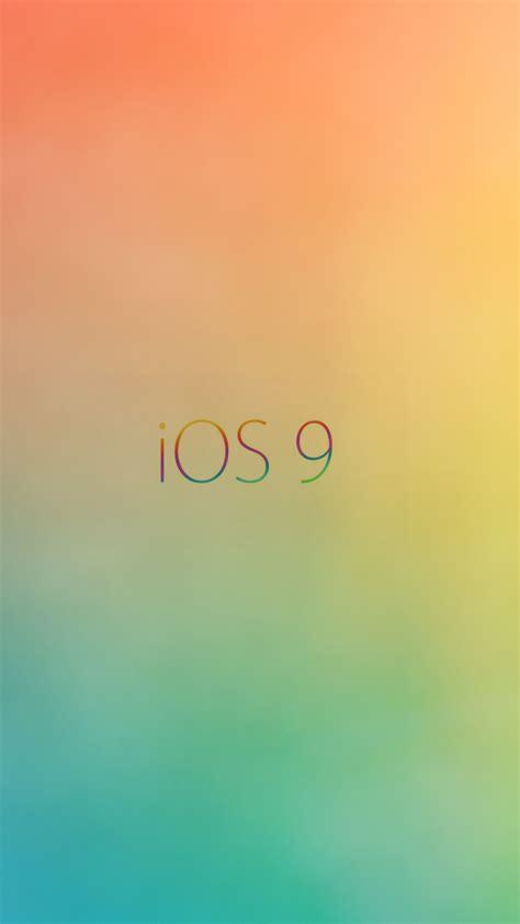 ios 9 iphone wallpaper hd