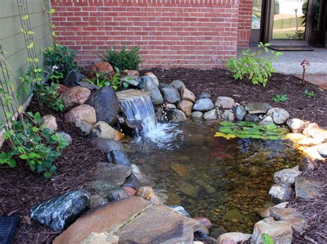 ponds and waterfalls for the backyard garden ponds mn photo gallery landscape design mn