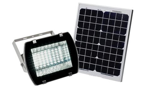 54 Led Outdoor Solar Powered Wall Mount Flood Light Ebay Solar Power Flood Lights