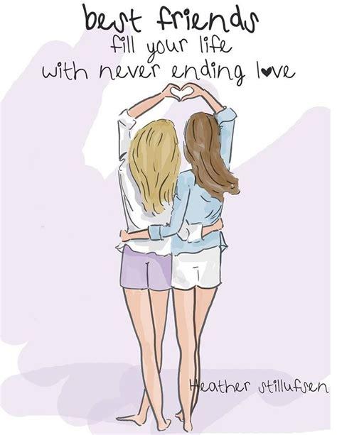 Best 25  Best friend drawings ideas on Pinterest   Bff drawings, Friend drawing and Art friend