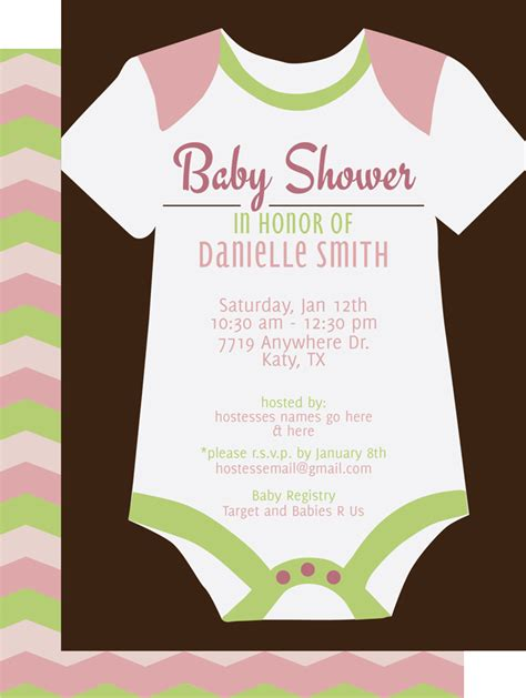To Play At Coed Baby Shower by Coed Baby Shower Invites Theruntime