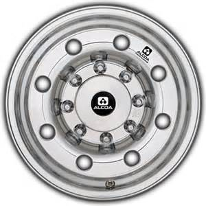 Classic 8 Lug Truck Wheels Alcoa Trailer 16x7 Classic 8 Lug Ford Chevy Dodge 167041