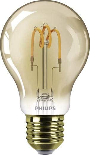 Lu Led Philips 23 Watt led e27 gl 252 hlenform 2 3 w 14 w gold eek a philips lighting filament 1 st kaufen