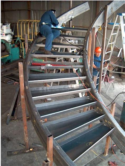curved stairways stair stringers gardena ca