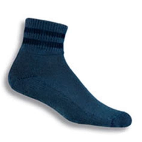 Comfort Direct Thorlo by Blue Thorlos Ankle Length Sock M