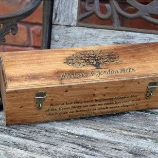 Wedding Wine Box Quotes by Rustic Shabby Chic Wedding Decor Country Barn