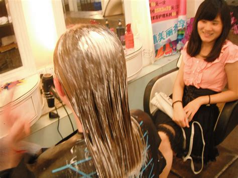 dangerous chemical used in hair salons to straighten hair what s not so good about permanent straightening beauty