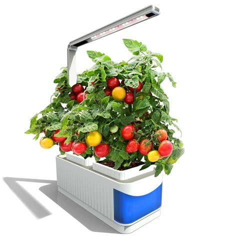 bigin indoor herb hydroponics plants garden kit lamp