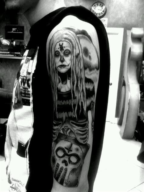 salem tattoo of salem lord and