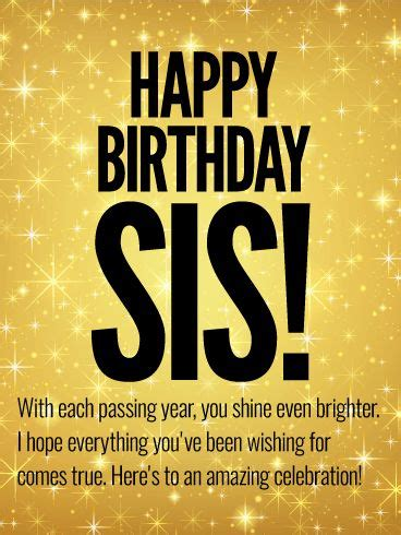 34 Years Birthday Quotes Best 25 Happy Birthday Sister Ideas On Pinterest Sister