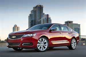 Chevrolet Impala Reviews 2016 Chevrolet Impala Reviews And Rating Motor Trend
