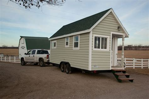 tiny home on trailer johnny spire s luxurious tiny house on wheels