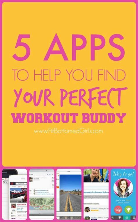 Who Help You Find Fitness Tips Fit Friends Are Just Waiting To Meet You Five Apps To Help You Find