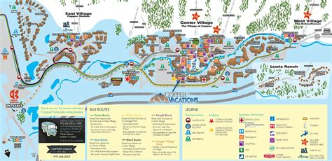 copper trail map maps at copper mountain map roundtripticket me