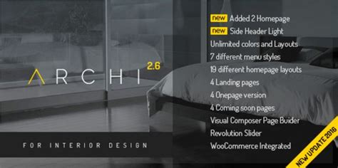 design by woo themes archi interior design wordpress theme woothemes plugins