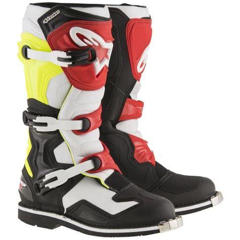 alpinestar motocross boots alpinestars tech 1 boots revzilla