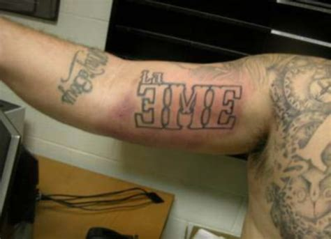 tattoo signifying family photos deadly criminal tattoos