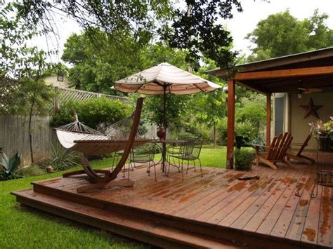 backyard decks on a budget backyard transformation on a budget outdoor living