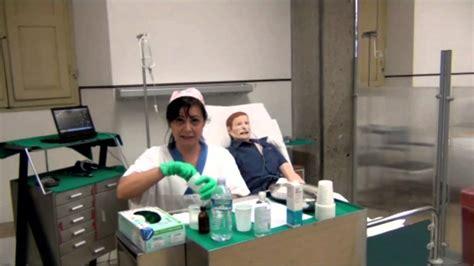 alimentazione sondino naso gastrico somministrazione terapia tramite sondino naso gastrico