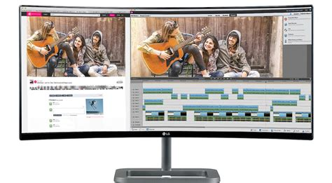 Monitor Komputer Lg 21 Inch lg competition offers chance to win 34 inch widescreen displays 10 000 for a pc
