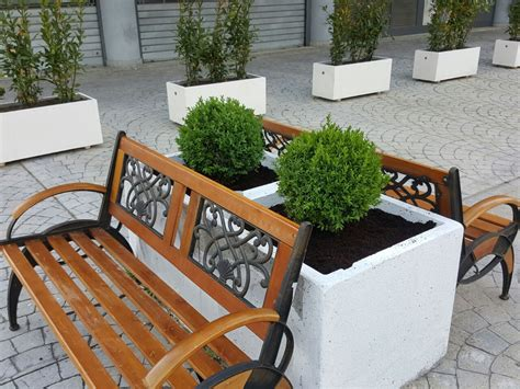 vasi su misura foto vasi in cemento roma