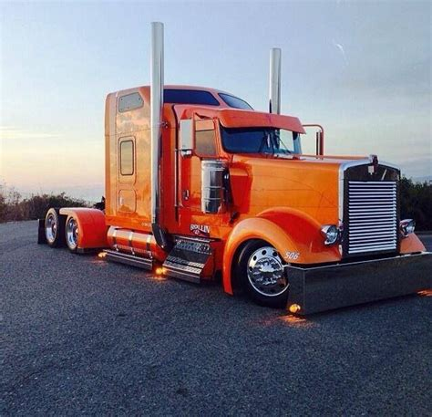 largest kenworth truck 35 best big rigs with big bunks images on pinterest car