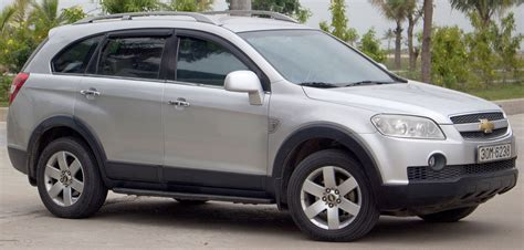 2011 Chevrolet Captiva Diesel chevrolet captiva