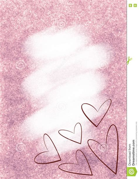 drawn watercolor background brushstrokes hearts