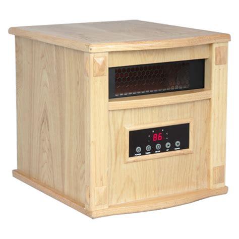 comfort furnace titanium 1500w portable infrared heater