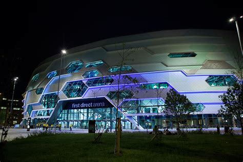 design engineer leeds acoustic design for the first direct arena arup