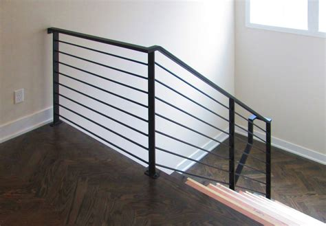 Interior Metal Handrails interior railing gallery
