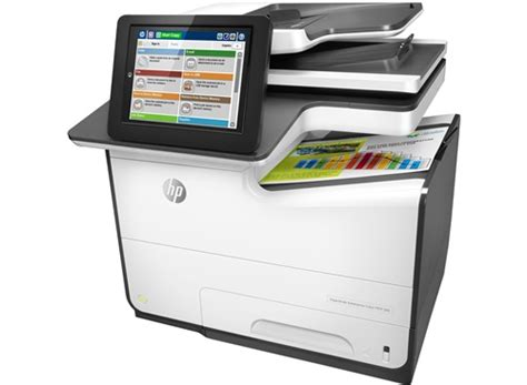 Hp Pagewide Color Mfp 586f G1w40a hp pagewide enterprise color mfp 586f hp store deutschland