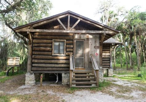 Myakka River State Park Cabins Cabin Picture Of Myakka River State Park Sarasota