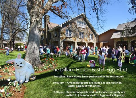 dillard house dillard house easter egg hunt dillard georgia rabun county