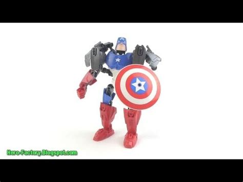 tutorial for lego marvel superheroes lego captain america tutorial the avengers doovi