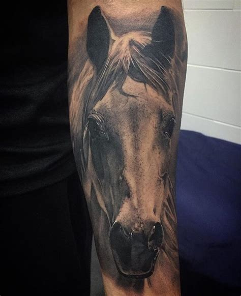 horse tattoo 80 best designs meanings