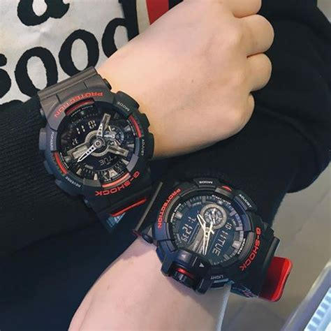 Casio G Shock Ga 110 1a Jam Tangan Casio jual jam tangan pria casio g shock ga 110hr 1a original